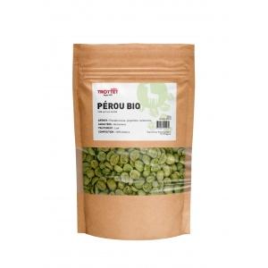 Peru Organic green coffee 250G
