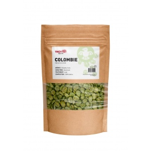 Colombia green coffee 1kg