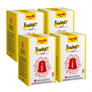 Budget Forte 4x50 capsules