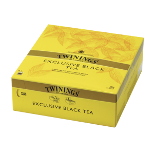 TWININGS BLACK TEA 100S X2GR
