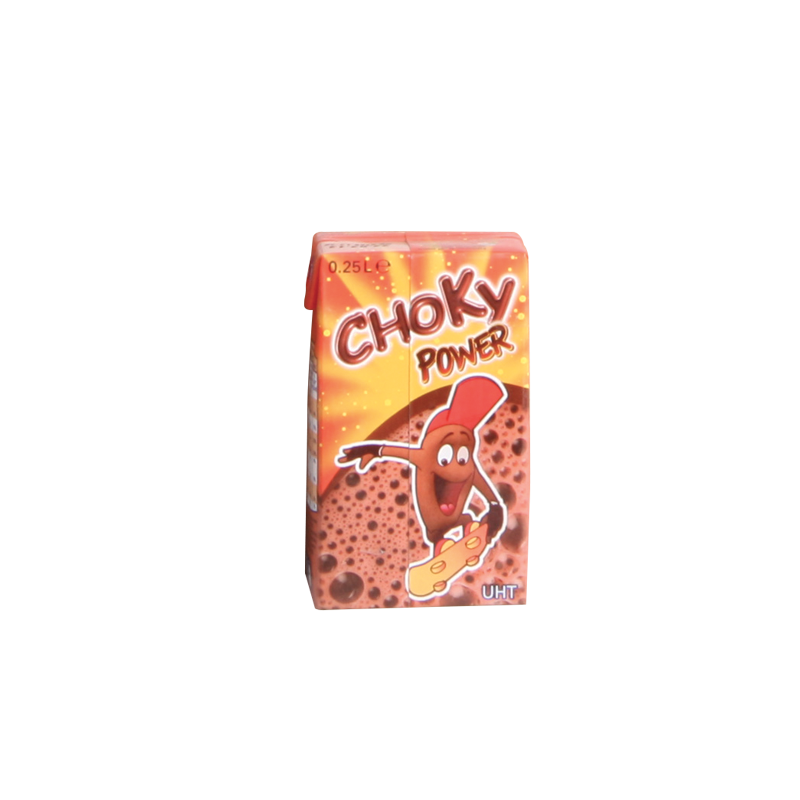 Choky Power Chocolatee 25 Cl