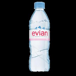Evian Eau Pet 50 Cl