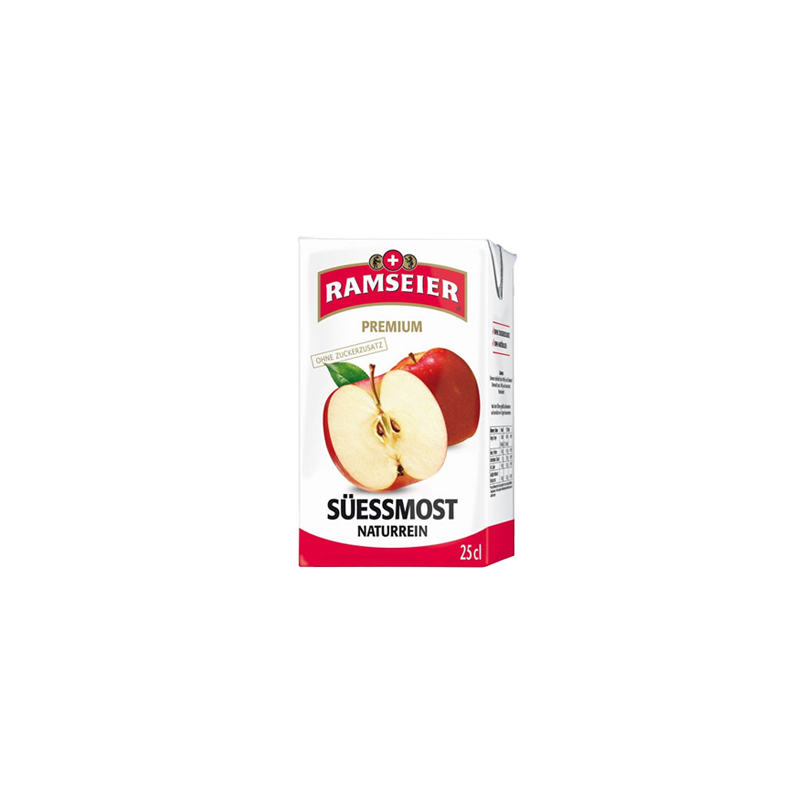 Ramseier Jus De Pomme 50 Cl