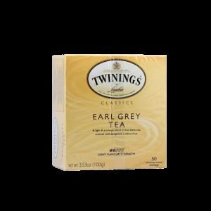 TWININGS EARL-GREY 50X2GR