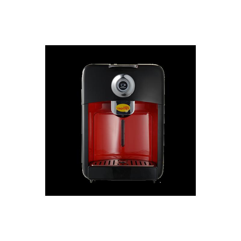 Caps 448 noire/rouge