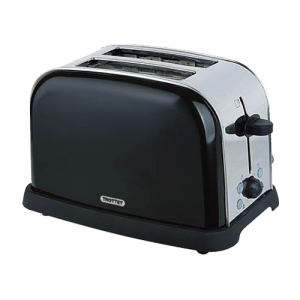 Trottet Toaster Schwarz