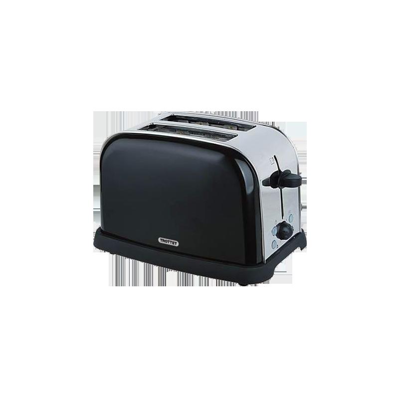 Trottet Toaster Black