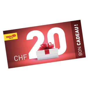 Bon Cadeau 20Chf