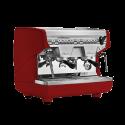 Appia II Compacte Inox 2gr rouge