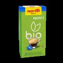 10 Capsules Pacific 5 Bio Compatibles Nespresso® Cafés Trottet