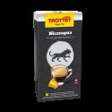 10 Capsules Nicaragua Compatibles Nespresso® Cafés Trottet