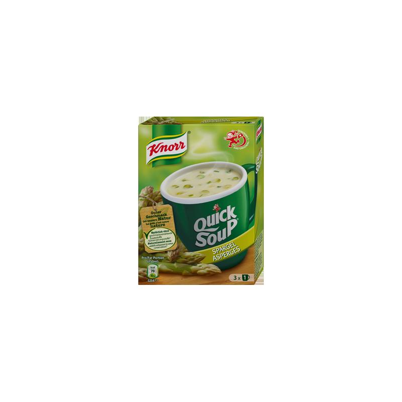 Soupe-Potage Asperges(3S.)