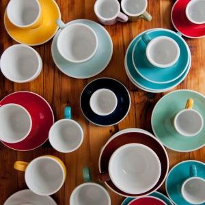 Loveramics Mugs espresso 80ml Blue 6P