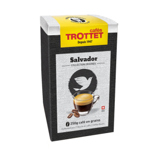 250 gr Café en grain Salvador Cafés Trottet