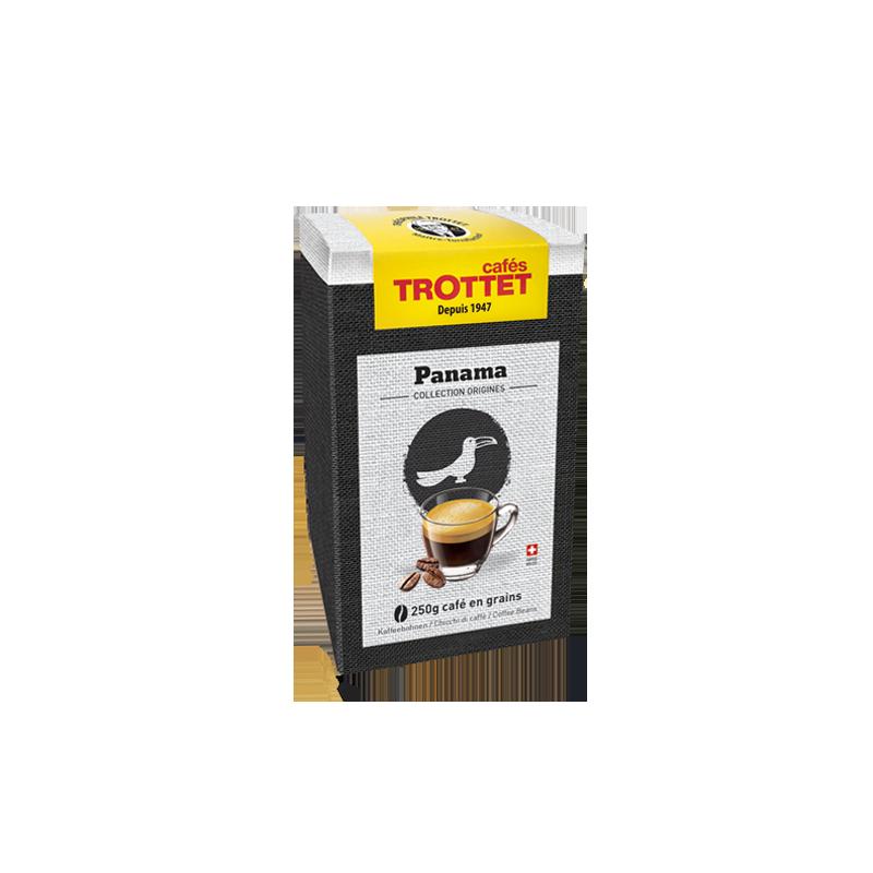 Cafés Trottet Panama grains 250gr