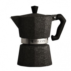 Balzani - Moka Damasco Noire 6 Tasses
