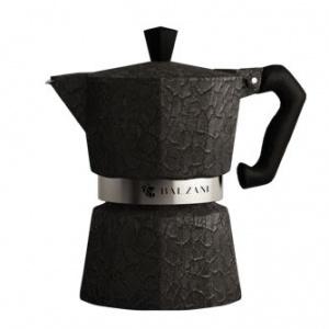 Balzani - Moka Damasco Schwarz 6 Tassen