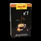 50 Capsules N°7 50S Compatibles Nespresso® Cafés Trottet