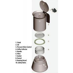 Bialetti - Venus Induction 6 Cups