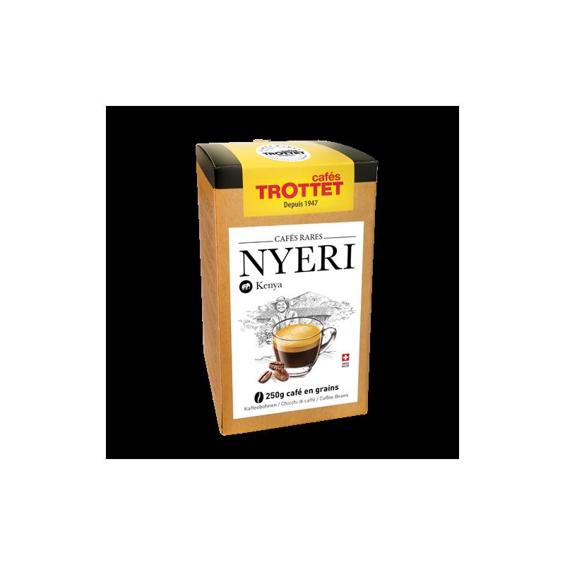 Cafés Trottet Kenya Nyeri 250Gr Grains