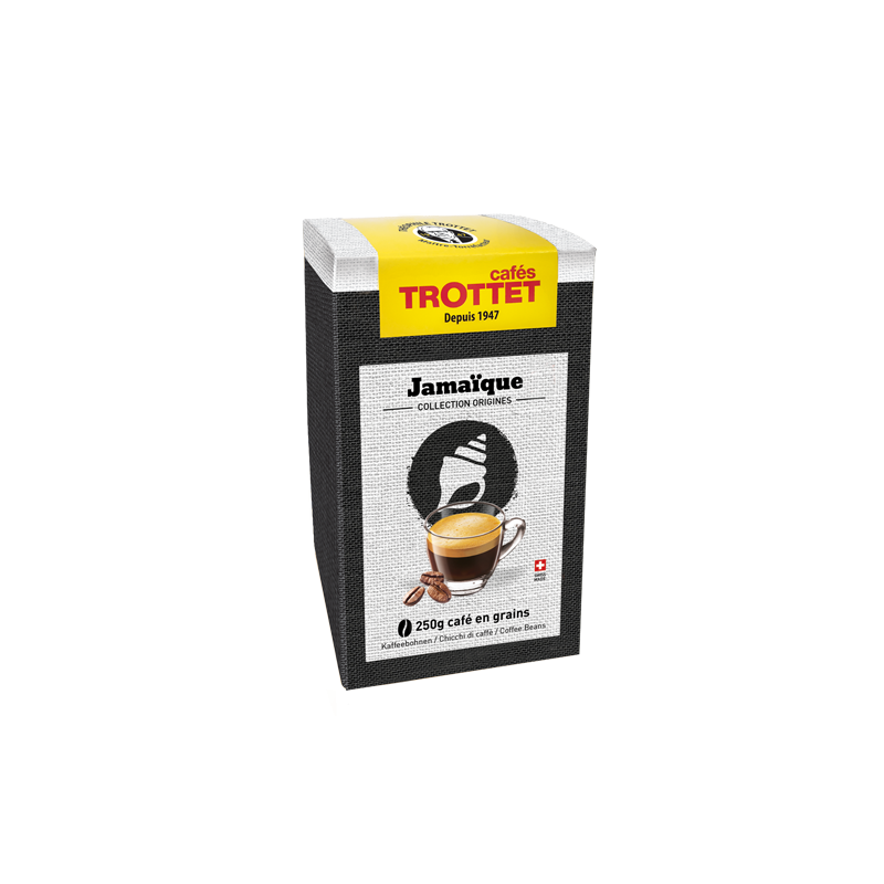 Cafés Trottet Jamaique Blue Mountain 250gr