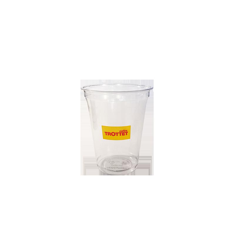Trottet Plastic Cups 17CL 50 pieces