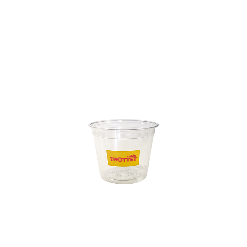 Trottet Plastikbecher 25CL 50S