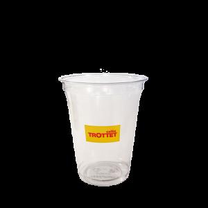 Trottet Plastic Cups 40CL