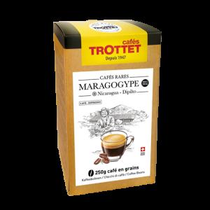 250 gr Café en grain Dipilito Maragogype Cafés Trottet