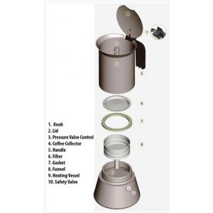 Bialetti - Venus Induction 4 Cups