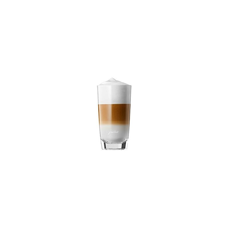 Jura Verres Latte Macchiato Haut (2 Pcs)