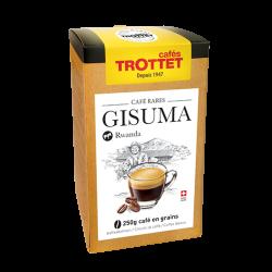 250 gr Café en grain Gisuma Cafés Trottet