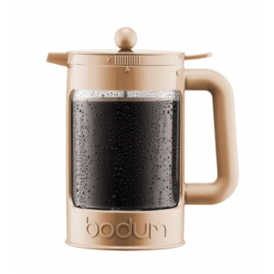 Bodum Bean Set Beige 12 Tassen 1.5L