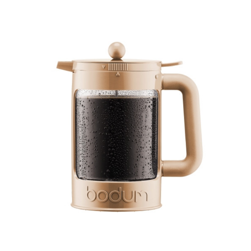 Bodum Bean Set Beige 12 Cups 1.5L