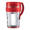 Bodum Travel-Mug H2o 25Clrouge