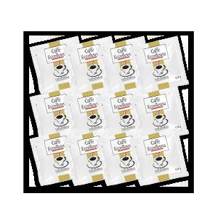 50 Caps Eccellenza Espresso Compatible Dosettes E.S.E. Cafés Trottet