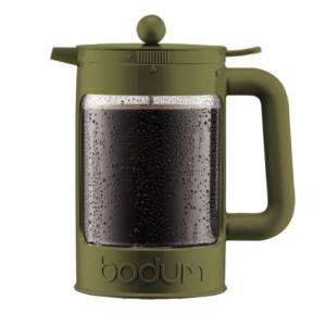 Bodum Bean Set Olive 12 Cups 1.5L