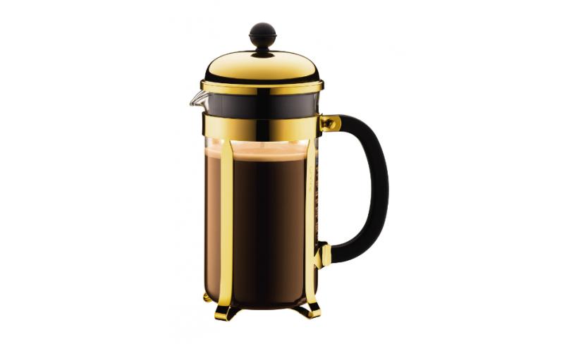 Bodum chambord or cafeti re piston 1 l - Cafetiere a piston bodum ...