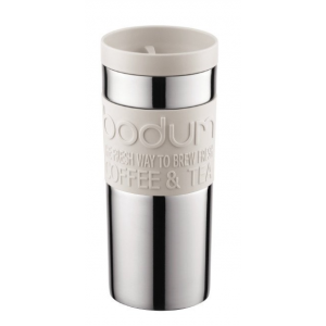 Bodum Travel Mug 0.35L Creme