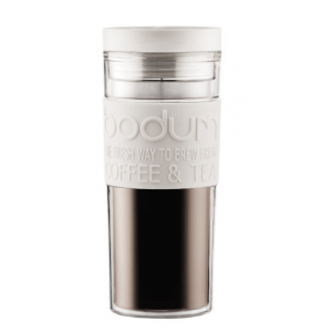 Bodum Travel Mug 0.45L Creme