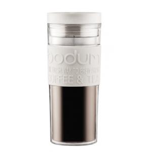 Bodum Travel Mug 0.45L Creme