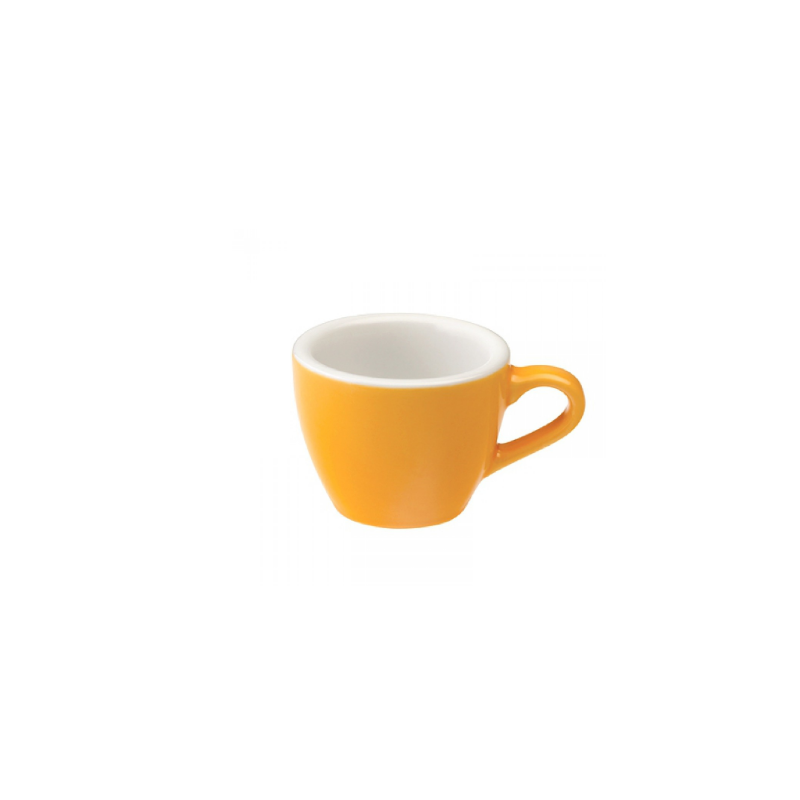 Loveramics - Tasses espresso 80ml Jaune 6P