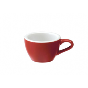 Tasses Espresso 80Ml Rouge