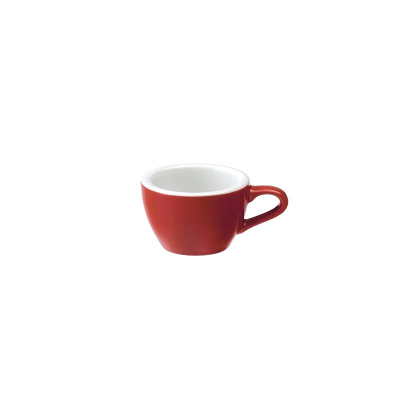 Loveramics - Tasses espresso 80ml Rouge 6P