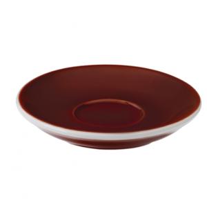 Loveramics Sous-Tasses Espresso Rouge 6P