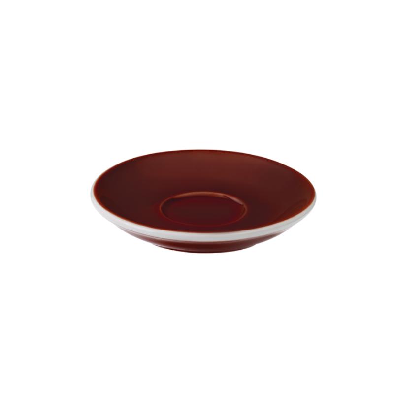 Loveramics Untertassen Espresso Rot 6P