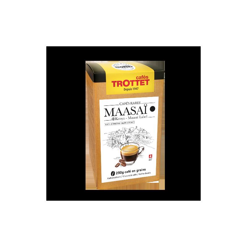 Cafés Trottet Maasai Kenya Bl113 250Gr