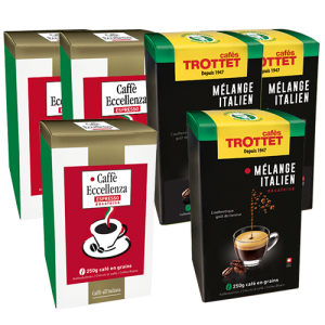 Assortiment Italiano 250gr. x 6 Pack