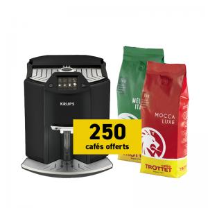 Krups Barista EA9078 et 2 kg offerts