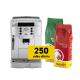 Delonghi ECAM 22.110.SB and 2 kg free